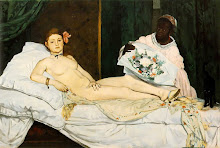 Eduard Manet, Olympia 1863