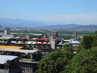 Taipei sous le soleil