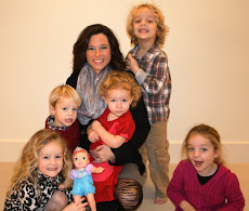 Auntie Em with all the kids