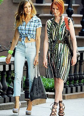 Cheapalicious: Star style: Carrie's (Sarah Jessica Parker ...
