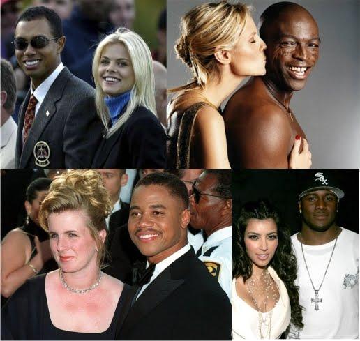 famous white men with black women judges