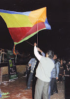 Highest numbers of Light on Single Kite