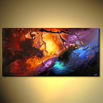 Creating Abstract Art: