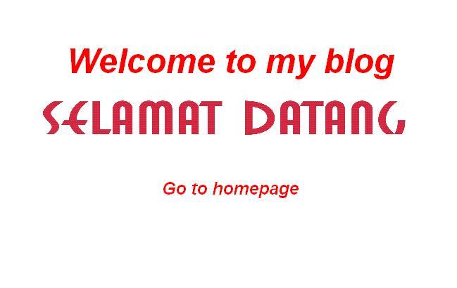 Membuat Intro Page Pada Blogspot - khamardos blog
