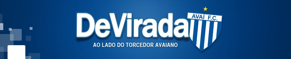 DeVirada. Ao lado do torcedor avaiano.