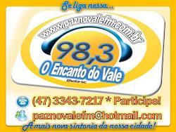 Rádio Paz no Vale