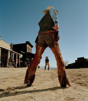 duel cowboy