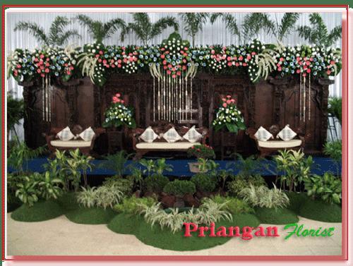 dekorasi pelaminan Gebyok 02