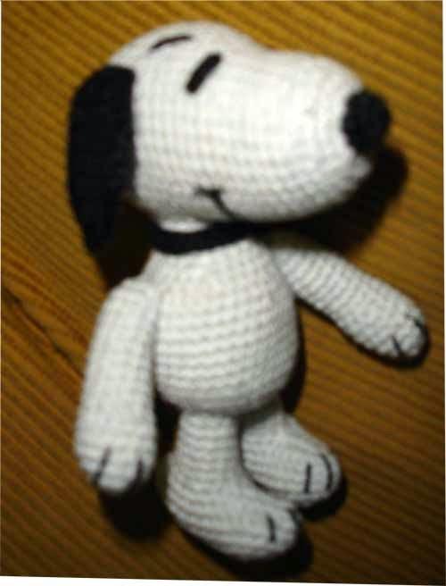 Amigurumi Schemi Free Italiano : Snoopy AMIGURUMIES