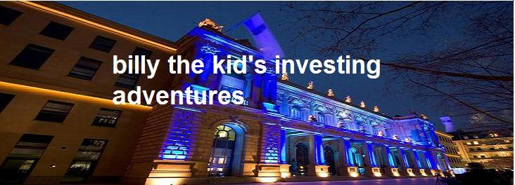 Billy the Kid's investing adventures