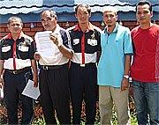 LAPORAN POLIS BERHUBUNG ISU FITNAH TV3 TERHADAP MENTERI BESAR KEDAH
