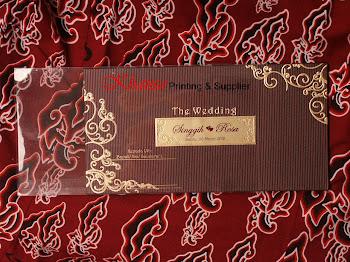 Koleksi Undangan Eva Nur