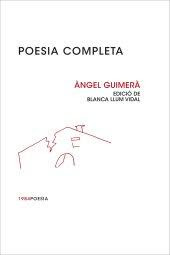 Poesia completa (Àngel Guimerà)
