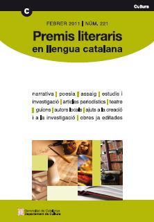 Premis Literaris en Llengua Catalana - Febrer 2011 (obre nova finestra)