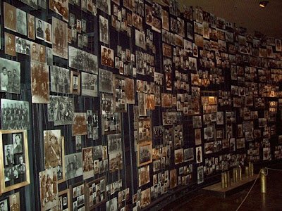 Архивный зал музея ВОВ