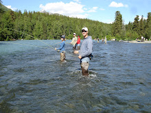 Fishing for Red Salmon in Alaska