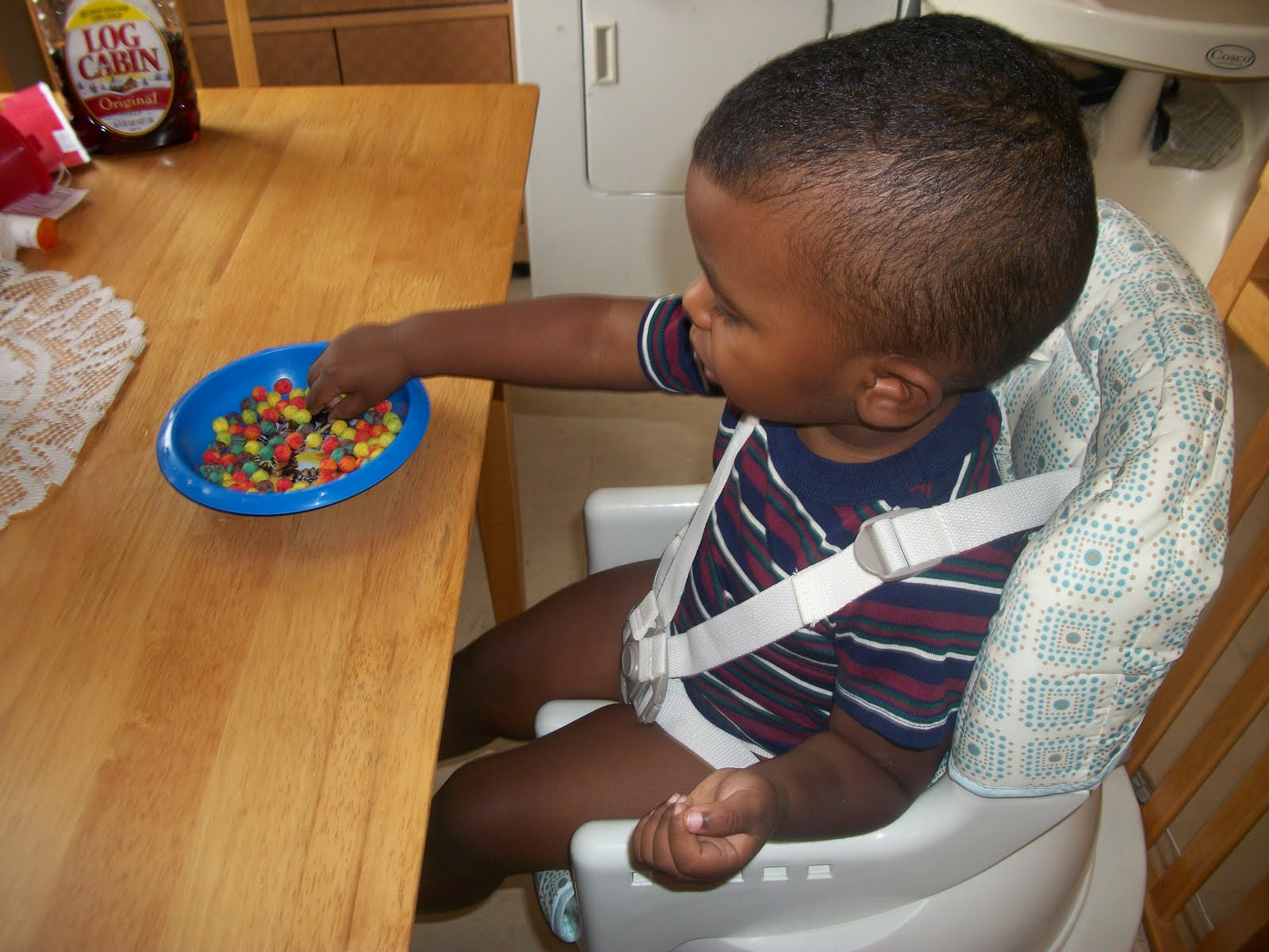 Learning Curve sent me The First Years miSwivel Feeding Chair for me to review. I just love the miSwivel feeding chair itu0027s easy to put together. & Learning Curve-The First Years miSwivel Feeding Chair Review ~ NY ...