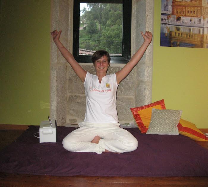 Yoga en Galicia
