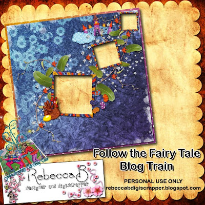 http://rebeccabdigiscrapper.blogspot.com/2009/10/follow-fairy-tale-blog-train-quickpage.html