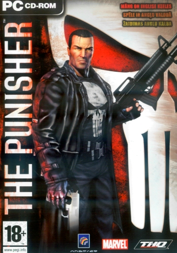 Mega PAck - Jogos Para PC [full] The%2520Punisher%2520PC