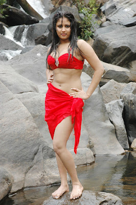 AMURTHA VALLI SPICY HOT STILLS FROM TAMIL MOVIE navel show