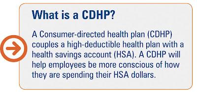 CDHP, HSA, employees