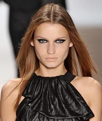 eye makeup dark. Autum/Winter #39;09 Makeup Trends