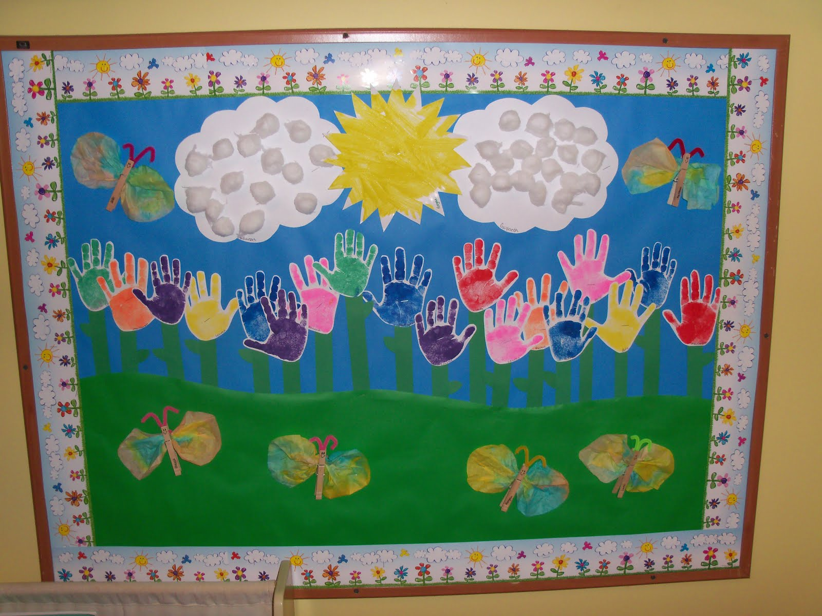 The Thoughtful Spot Day Care: Spring Fun