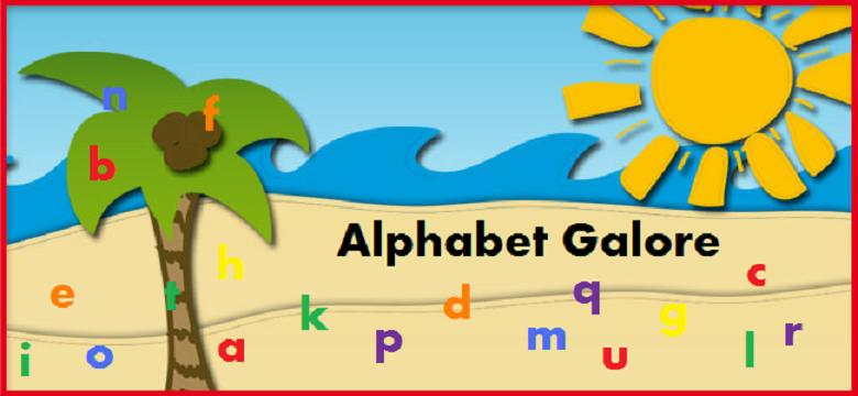 Alphabet Galore
