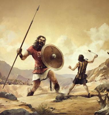 Israel, Davi ou Golias???