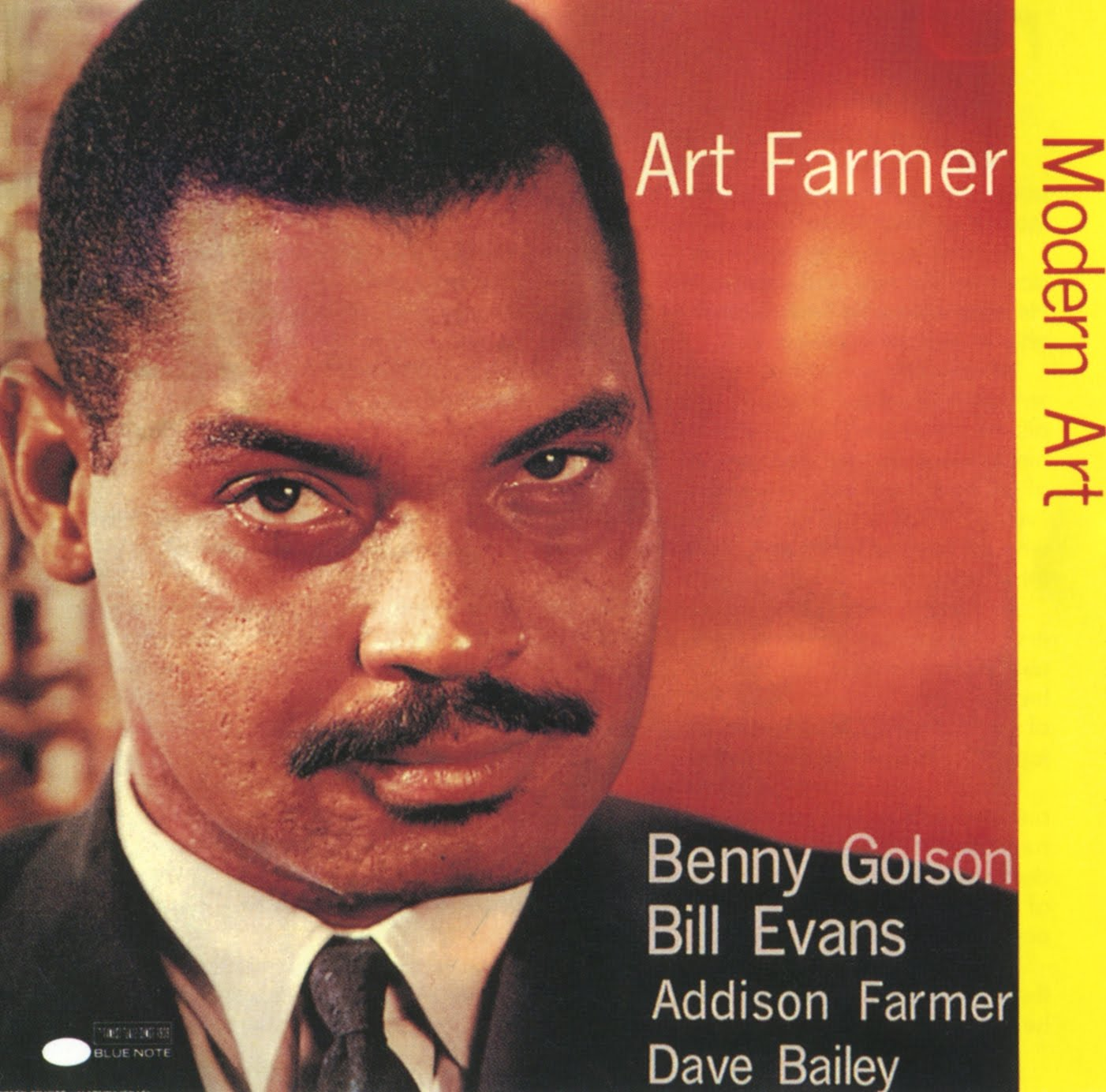art farmer - modern art (album art)
