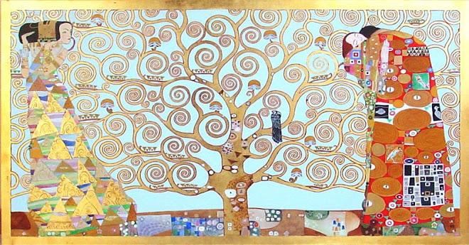 """L'Albero della Vita """"A Klimt"""""""