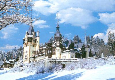 Peles Castle Peles Castle