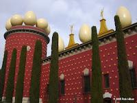 Teatrul-Muzeu Salvador Dali din Figueras