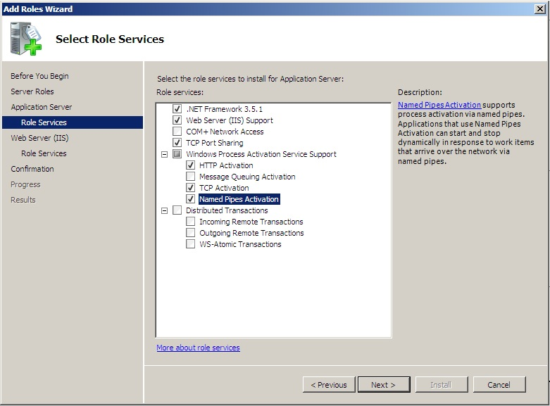 Setting up sharepoint 2010 internet access