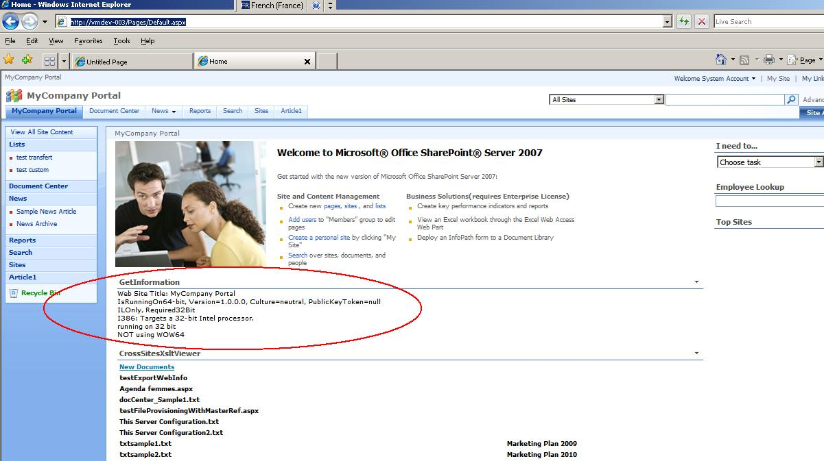 Sharepoint 2010 for 32 bit - You cannot install the 32 bit version of office 2010 ...