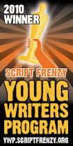 I Won Script Frenzy (2010)