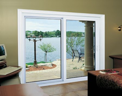 kelle dame: Sliding Patio Door vs. French Doors