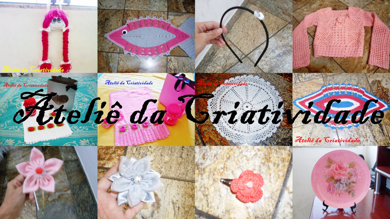 *♥*´¯`*.¸¸.*´¯`* Ateliê da Criatividade *´¯`*.¸¸.*´¯`*♥*