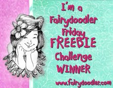 Fairydoodler Winners Badge