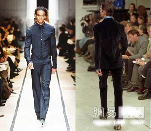Fashion Women Blog: The new fashion tricks: Men wear high-heel shoes