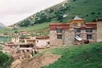 Ripa Monastery Tibet