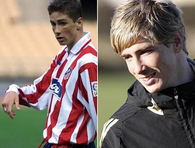 Fernando Torres Hairstyles 2011