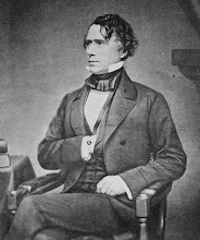 14º presidente - Franklin Pierce