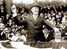 28º presidente - Woodrow Wilson