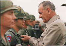 36º presidente - Lyndon B. Johnson