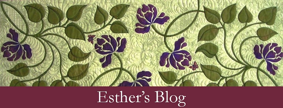 Esther&#39;s Blog