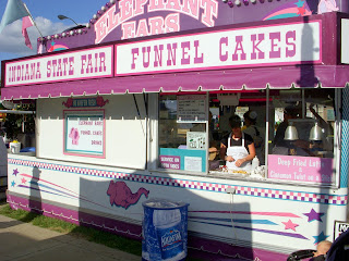 Cakes, Ears, and deep fried lattes...my carnie story
