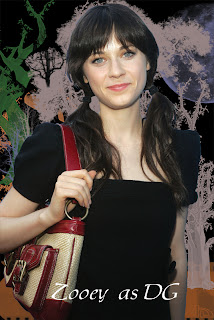 Zooey Deschanel in Tin Man a new Oz
