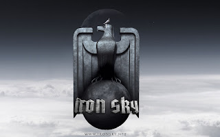 Iron Sky movie logo